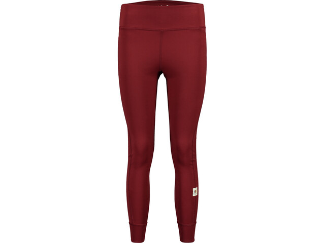 Maloja FraiaM. Collants de yoga Femme, red monk